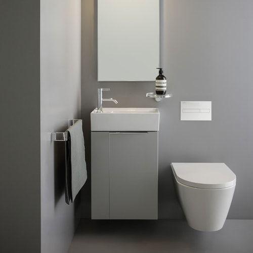 Bagno piccolo: soluzioni per sfruttare lo spazio - #casa # ...