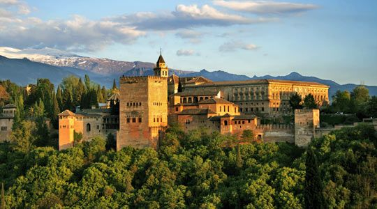 granada...my home for 3 months