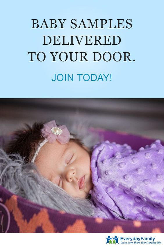 FREE Welcome Box with diapers, bottles, wipes, formula and more ...