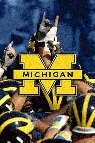 Go Blue!   Michigan Wolverines   U of M Go Blue   University of Michigan