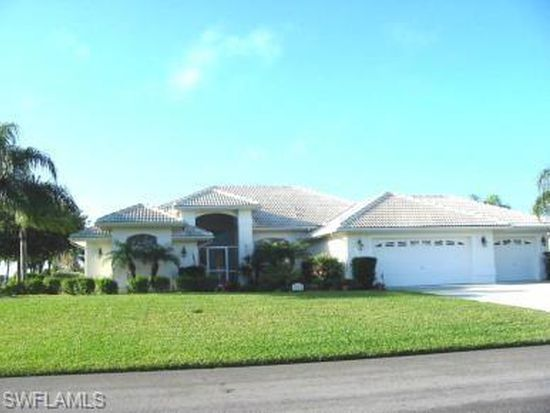 11975 King James Ct Cape Coral Fl 33991 Zillow North Fort Myers Zillow