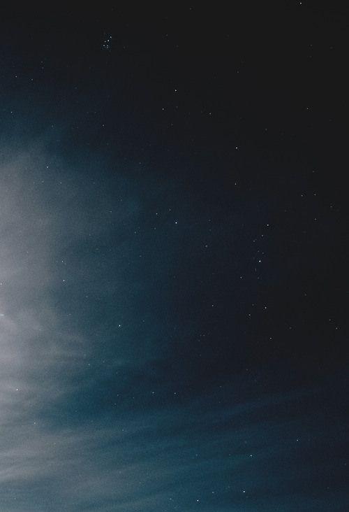 Los cielos estrellados