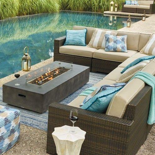 Upscale Patio Furniture Luxury Outdoor