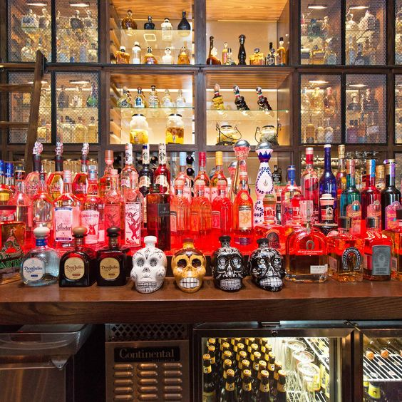 These are the 21 best tequila bars in America, and I'm glad to see El Carmen made the list. I would've been surprised if it didn't. One of my favorite old time haunts.