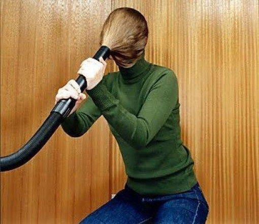 powerful vacuum