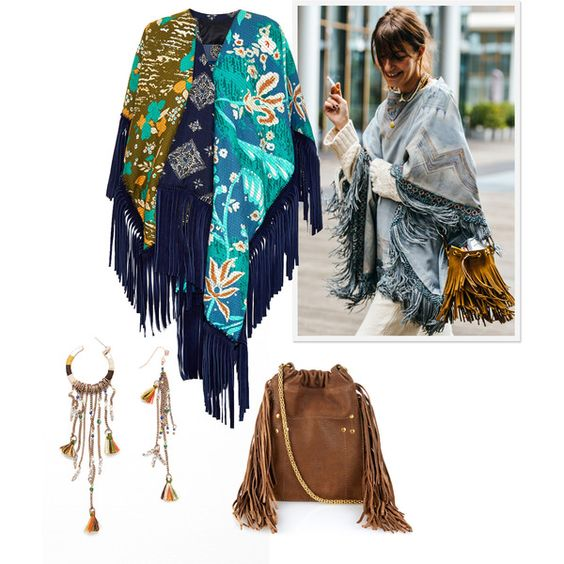 10 Street-Style-Inspired Shopping Updates for Fall - Gallery -... via Polyvore