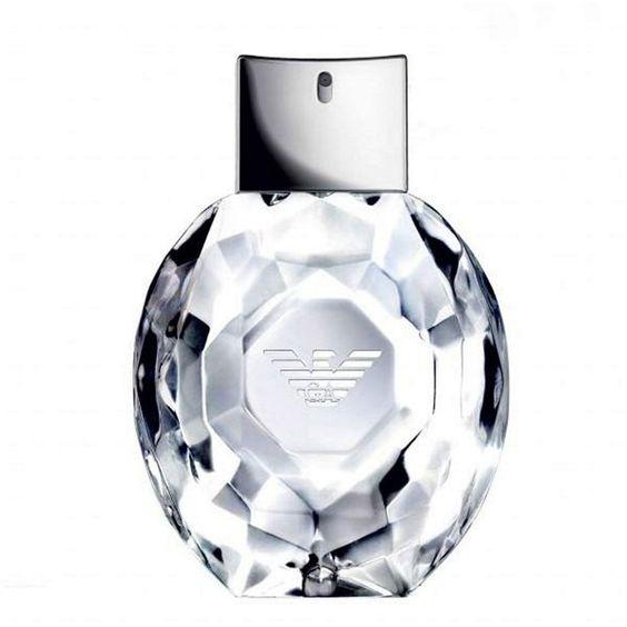 Emporio Armani Diamonds She Eau de Parfum ($60) ❤ liked on Polyvore featuring beauty products, fragrance, perfume, beauty, edp perfume, eau de perfume, diamond perfume, eau de parfum perfume and perfume fragrances