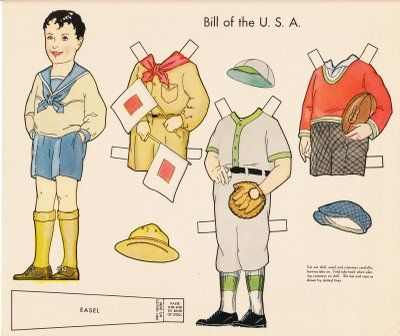Bill of the U.S.A.