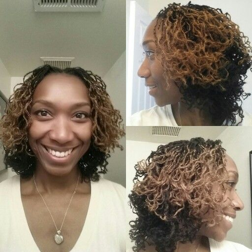 Natural Hair Locs Extensions