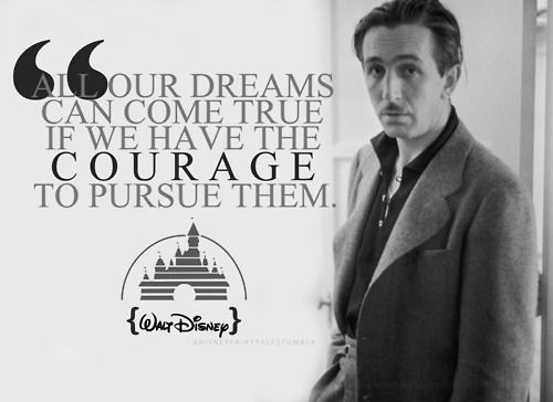 Walt Disney: Disney Quotes, Disney Dream, Birthday Walt, Disney Wisdom, Disney Inspiration, Favorite Quotes, Disney Bound, Things Disney, Walt Disney Quote
