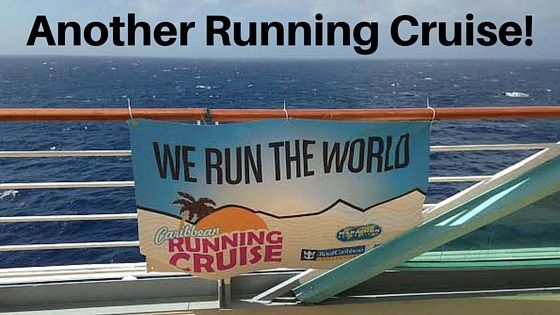 New fun way to put travel and running together. Running cruises have been a hit with runners. And whats not to love. Being spoiled on a cruise and running. LOVED MY RUNNING CRUISES! See the Alaskan and Carribean cruise we took.