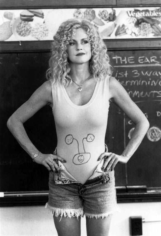 "Melanie Griffith in ""Milk Money"" 