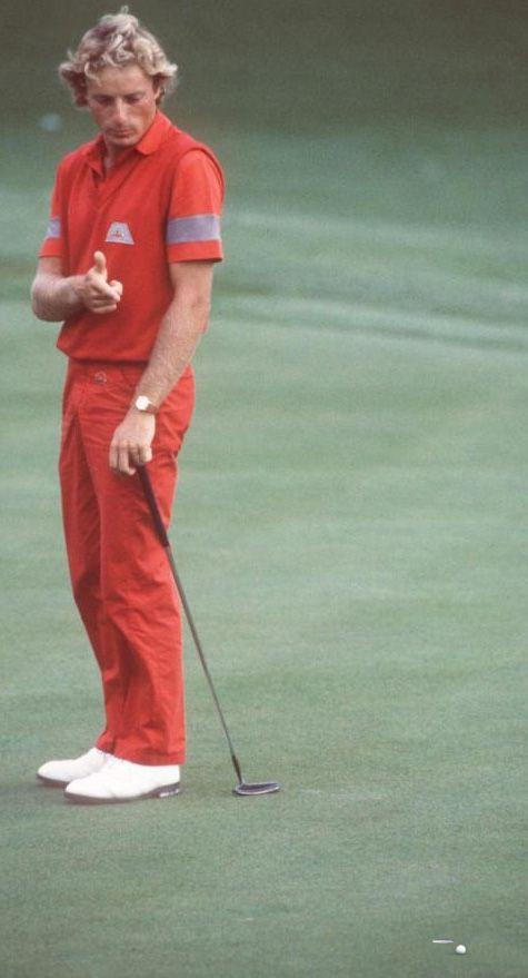 Golfing Giants: Bernhard Langer