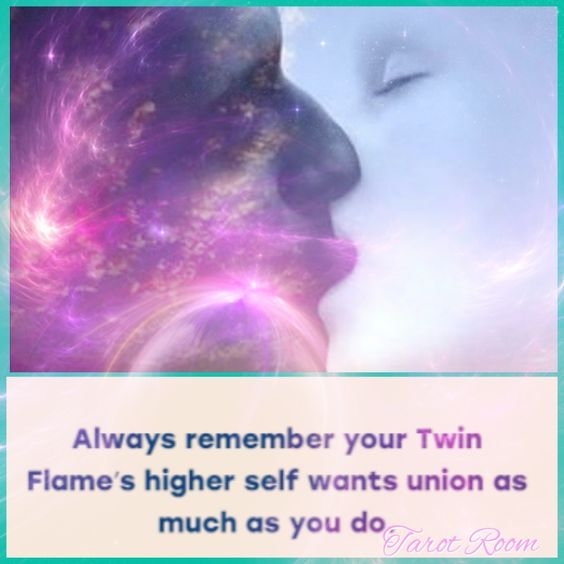 Twin Flame Oracle ~ Message from your higher self