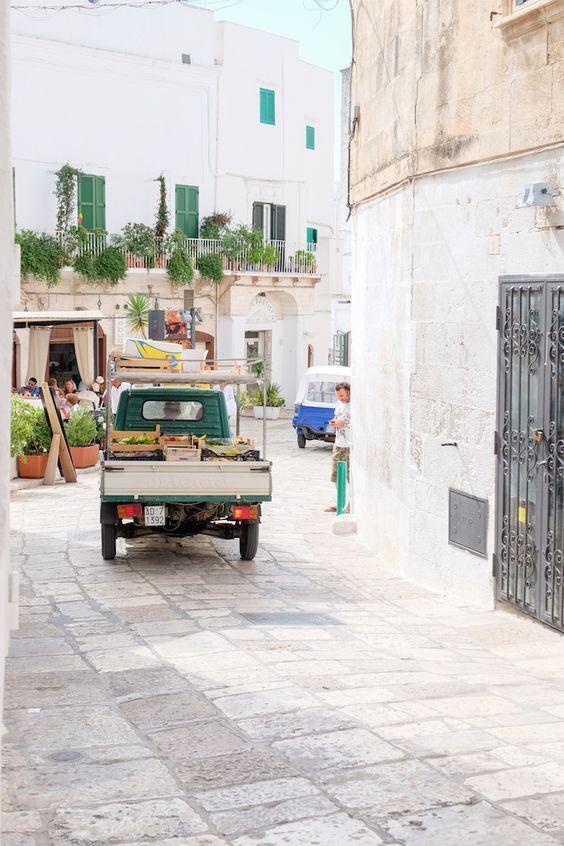 Ostuni, Puglia │ (c) http://individualicious.com