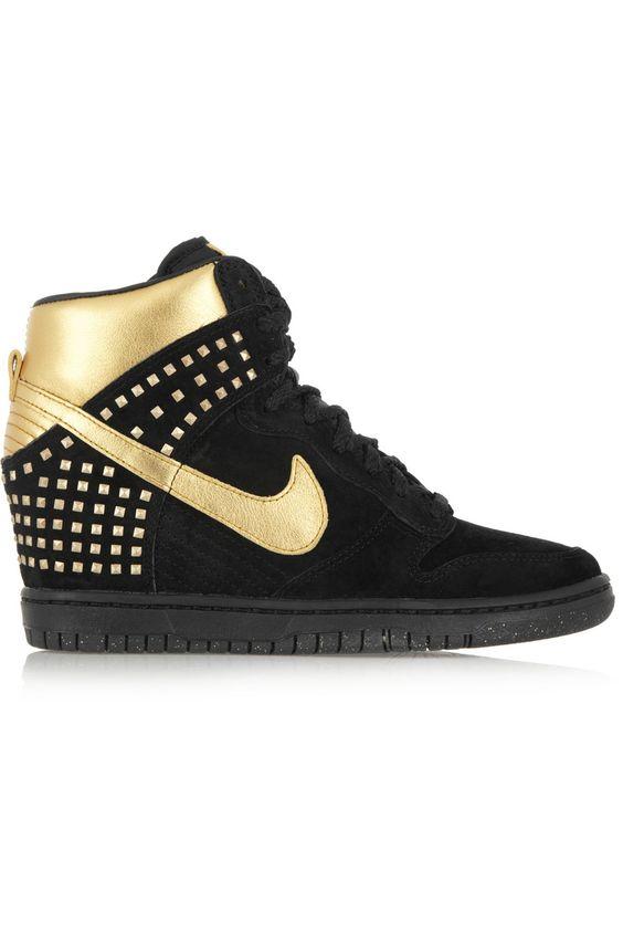 nike chaussures compensées