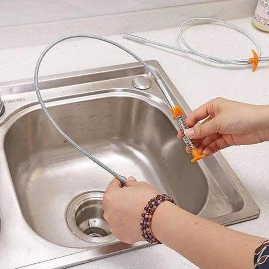 Easiest Way To Unclog Your Drain Cleaning Hacks Drain Repair