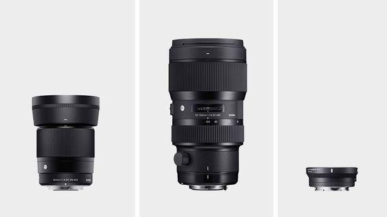 Sigma anuncia tres nuevos productos: la lente zoom Sigma 50-100mm f/1.8 ART, la lente compacta 30mm f/1.4 DC DN Contemporary y el adaptador MC-11