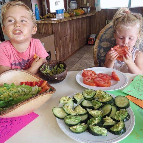 Ellen Fisher Ellenfisher Instagram Photos And Videos Mashed Avocado Vegan Kids Lettuce Cups