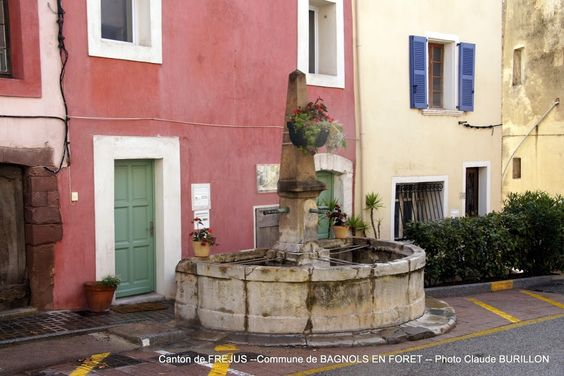 Fontaine Grande rue
