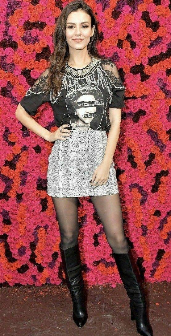 Victoria Justice Victoria Justice Fashion Victoria