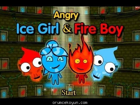 Fire Water Game Fireboy And Watergirl Fire Boy Water Girl Games For Girls
