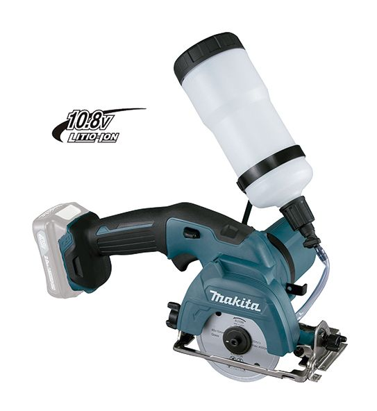 Makita Cc301dz Coupe De Diamant Solo Sans Batterie Ni Chargeur 10 8 V 85 Mm Pour Couper Les Carreaux Le Verre Le Marbre Le Granit Makita Outdoor Power Equipment Circular Saw