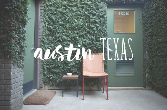 austin travel guide // via life on pine // hotel san jose // south congress