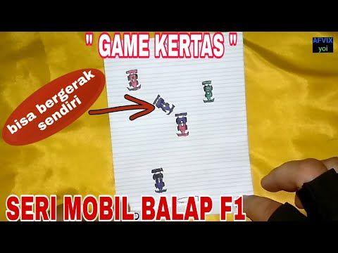 Game Kertas Seri Balapan Mobil F1 Mainan Jadul Permainan Jadul 62 Youtube Games 62nd