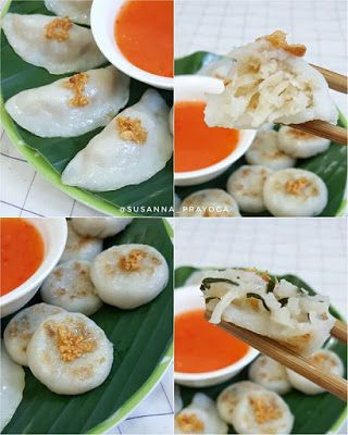 Resepchoi Pan Choi Pan Sendiri Merupakan Kuliner Gurih Nan Lembut Khas Pontianak Bangka Belitung Dan Singkawang Yang Diperkenalkan Recipes Salty Desserts Food