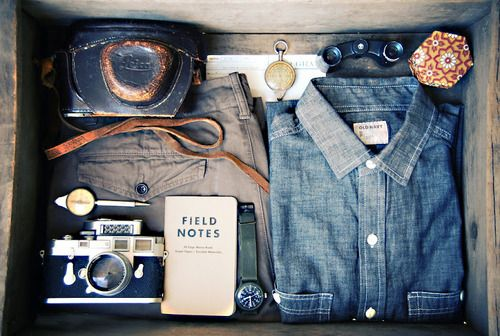 Field Notes.  Northwest Living