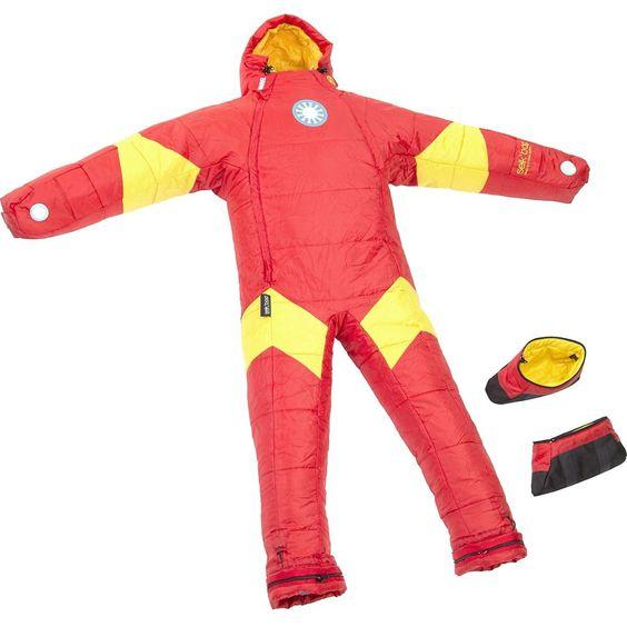 Saco de Dormir para niños IronMan #marvel #ironman #selkbag