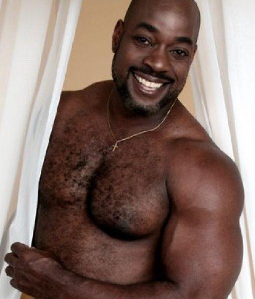 Black gay bear