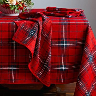 Pin by Jeanette Harper on CHRISTMAS TARTAN Table Design and many