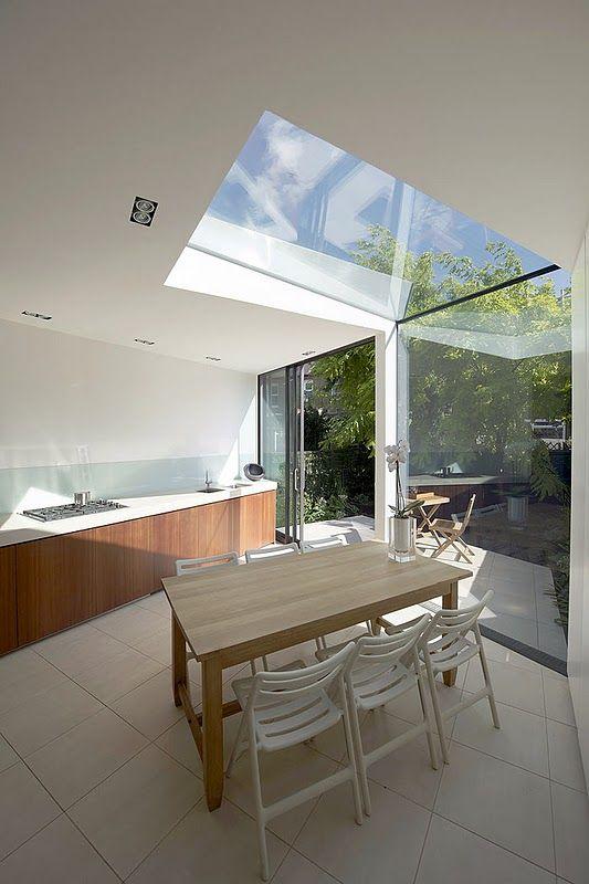 Faceted House 1, Paul McAneary Architects, decoracion, diseño, interiores, muebles