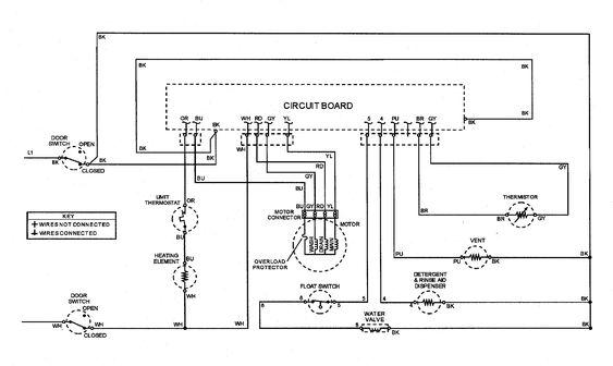 Unique Bosch Dishwasher Motor Wiring Diagram #diagram #diagramtemplate  #diagramsamplePinterest
