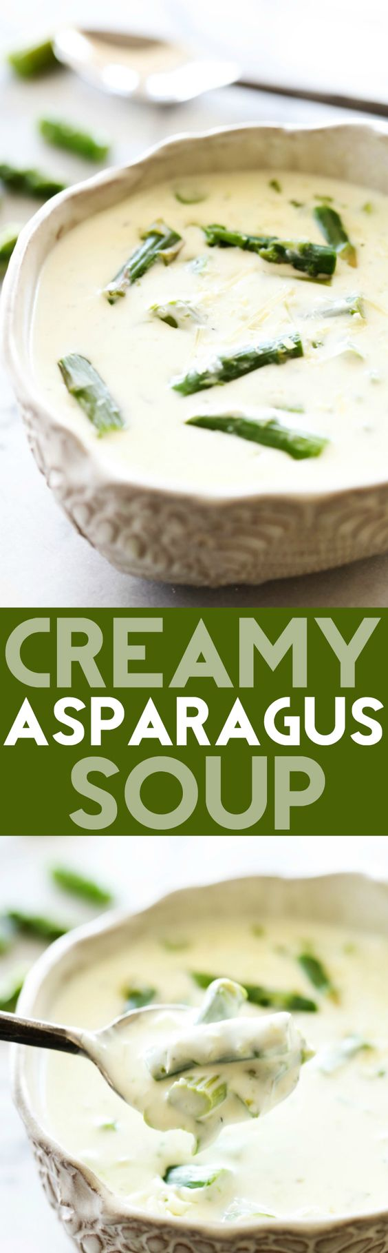 Read more, Asparagus and Asparagus soup on Pinterest