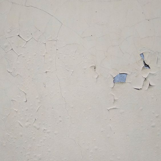 how to remove paint that is flaking on walls