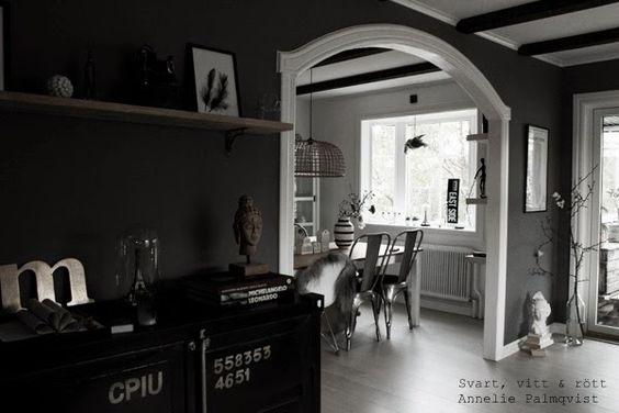, magnoliagren, magnolia, natur, inredning, inspiration, interior ...