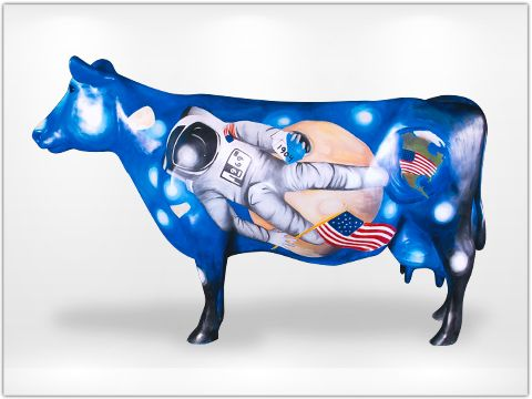"""""""You could help this Lucerne Art of Dairy finalist win $20,000 for their high school by voting now."""""""
