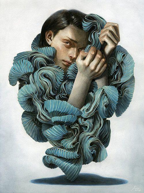 Ilustraciones de Tran Nguyen