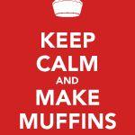 Monday Morning Muffins