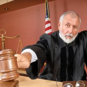 This judge is SOVEREIGN above all the other jury in the court room . UNIT 13