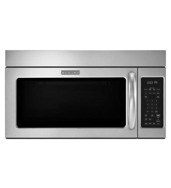 Delightful Amazon.com: KitchenAid KHMS2040BSS 30 Built In Microwave Oven 1000 Watts,  300