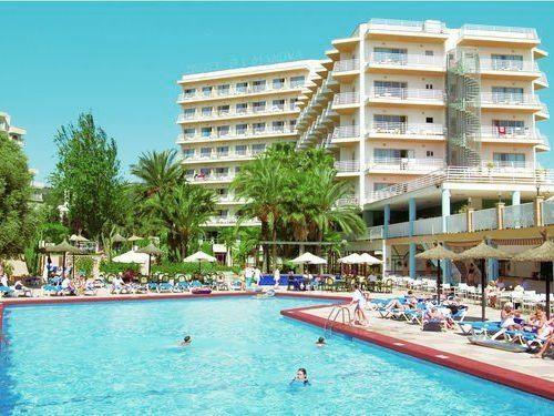 Palma Nova Hotel, Palma Nova, Majorca