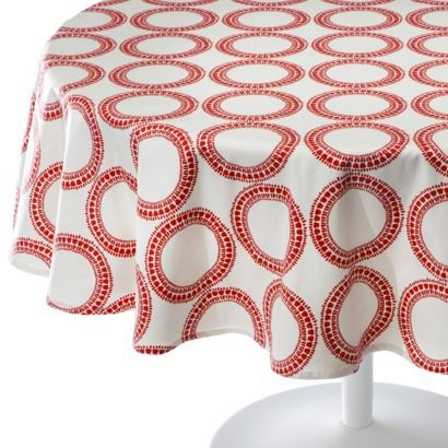 Target Table Cloth Could Use Fabric For Window Toppers Room - Target table linens