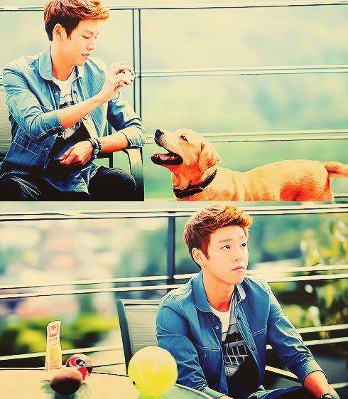 Lee hyun woo ♡