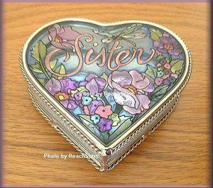 Sisters Jewelry Box