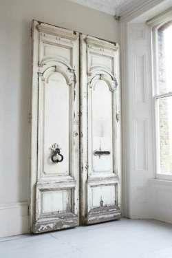 belles portes anciennes:
