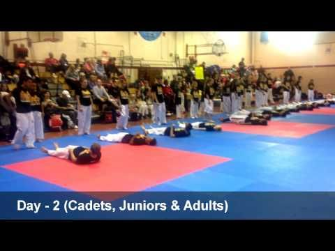 6th International Sport Taekwondo Training Camp Chicago Illinois Youtube Taekwondo Training Taekwondo Taekwondo Belt Display